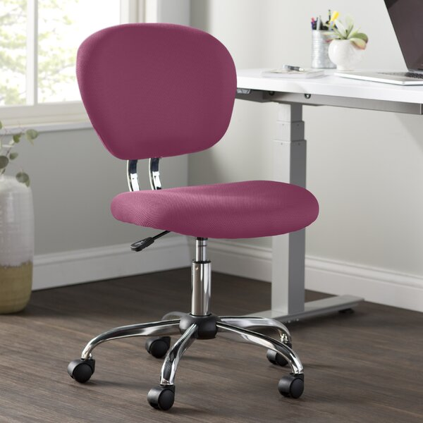 Adjustable Swivel Comfortable Child Computer Chair For Study Room Bedroom Cimota Cute Furry Desk Chair Colorful