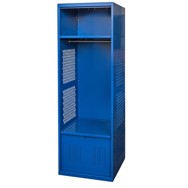 Rookie 2 Tier 1 Wide Gym Locker by Hallowell| @ $603.99