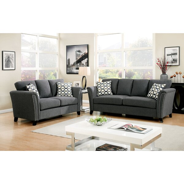 Friedland 2 Piece Living Room Set by Red Barrel Studio