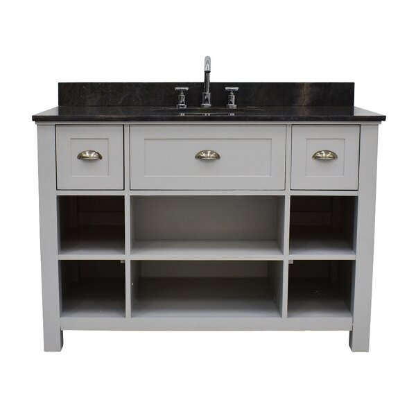 Getz 48 Single Bathroom Vanity Set by Three Posts