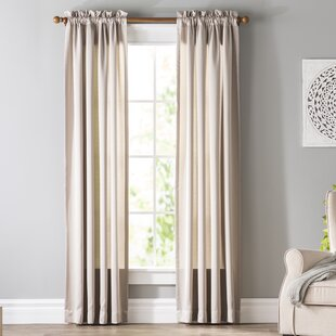 Elegant Living Room Curtains | Wayfair Photo