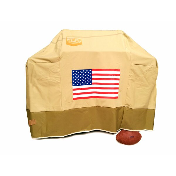 Premium All-American Grill Cover - Fits up to 53 by Yukon Glory