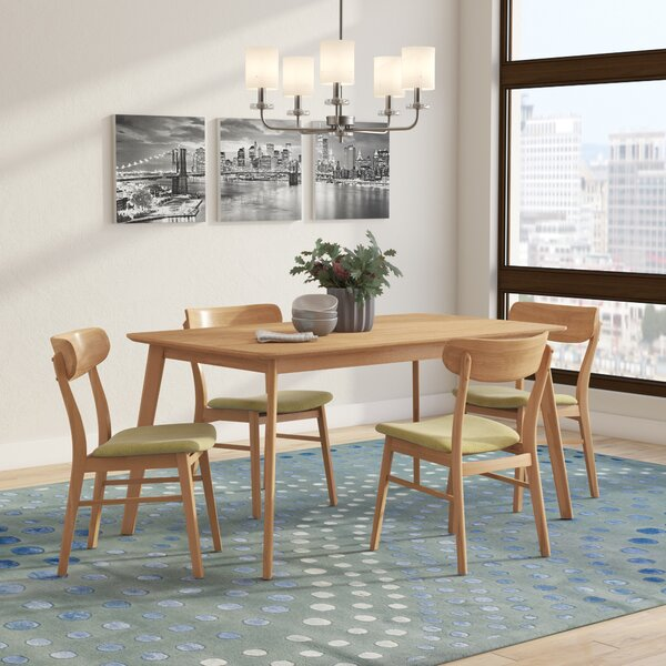 Norcross 5 Piece Dining Set by Langley Street