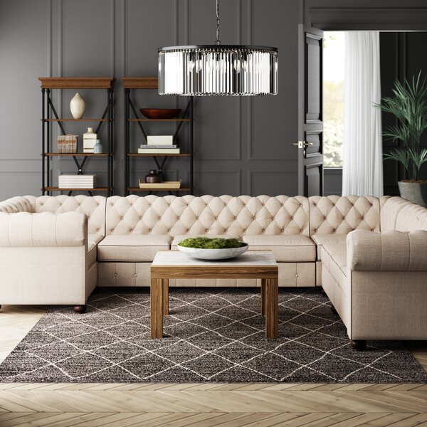 Quitaque Right Hand Facing Sectional Collection By Greyleigh