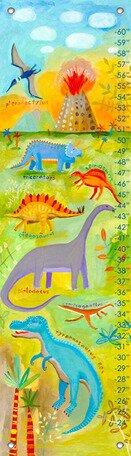Oopsy Daisy Dino Scene Growth Chart by Oopsy Daisy