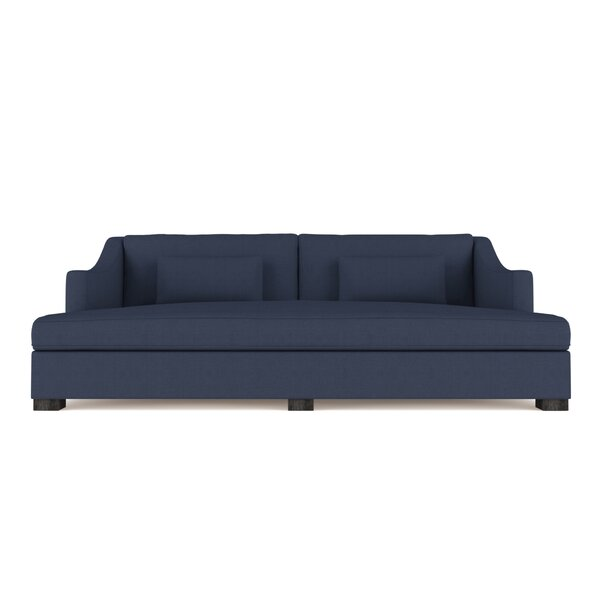 New Trendy Letterly Modern Sofa Bed by 17 Stories by 17 Stories