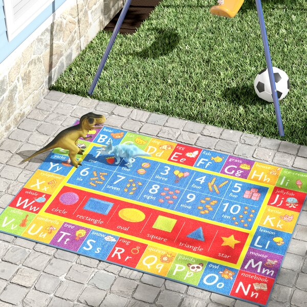 Playtime Indoor/Outdoor Area Rug by Kev & Cooper
