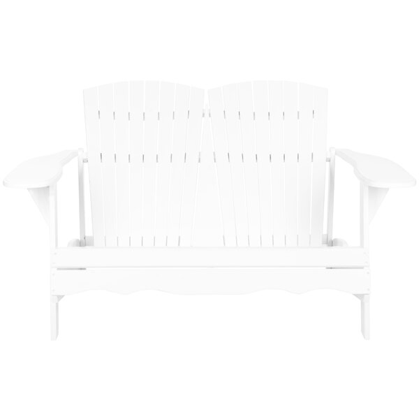 Hartnell Garden Bench by Rosecliff Heights
