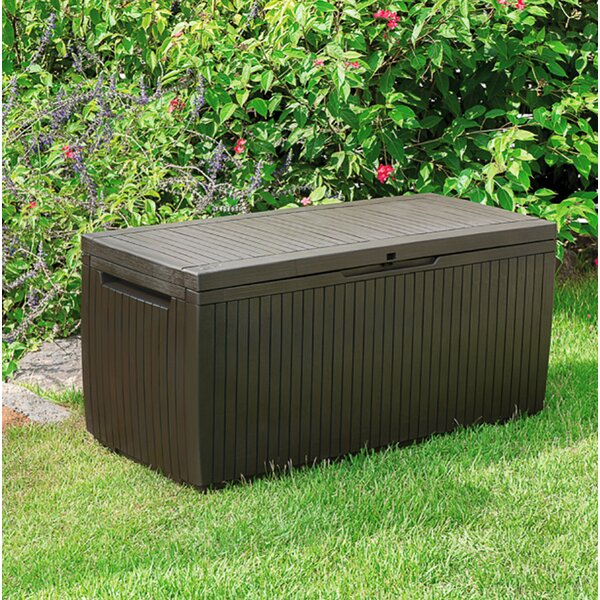 Springwood 80 Gallon Resin Deck Box by Keter