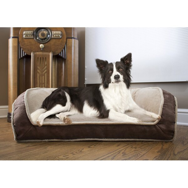 Deep Seated Lounger Dog Sofa by Arlee