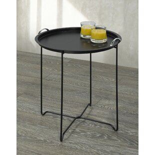 Affordable Zain Tray Table By Ebern Designs