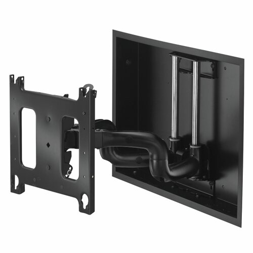 Large Low-Profile In-Wall Swing Arm Mount - 22 by Chief Manufacturing