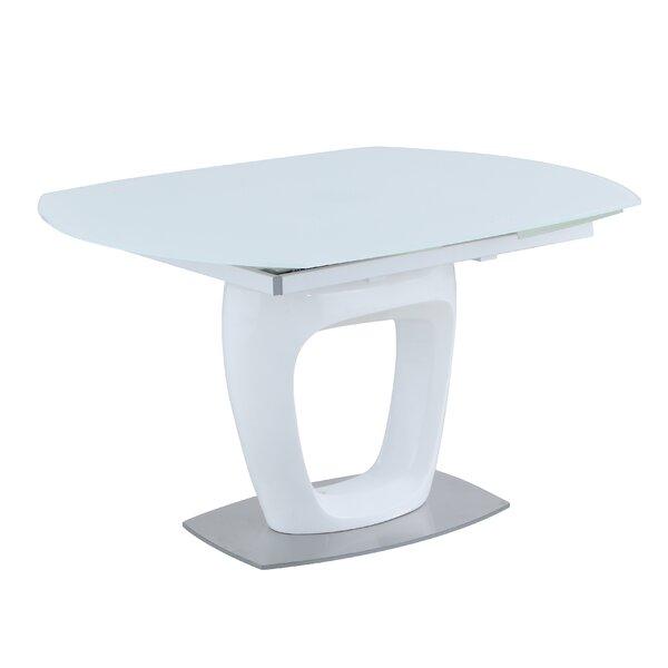 Bridgton Extendable Dining Table by Orren Ellis Orren Ellis