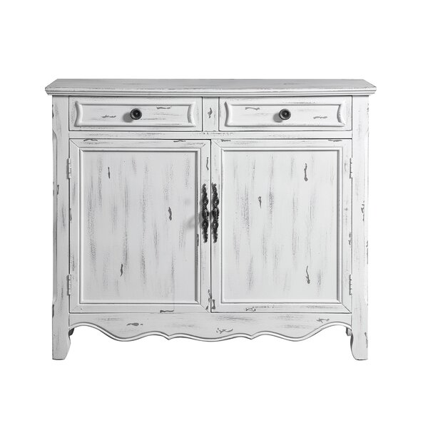 Harrisville 2 Door Accent Cabinet by August Grove August Grove