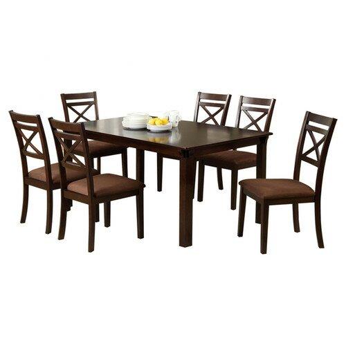 Easton 7 Piece Dining Set by Hokku Designs