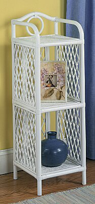 Standard Bookcase by Wicker Warehouse