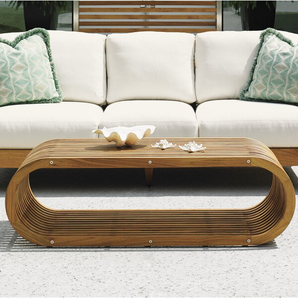 Tres Chic Teak Coffee Table by Tommy Bahama Outdoor