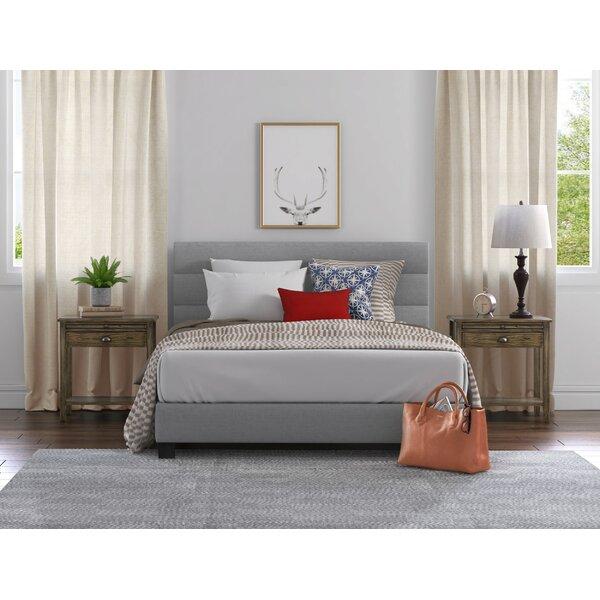 Nena Upholstered Platform Bed by Orren Ellis