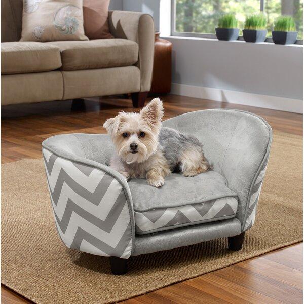 Corinne Snuggle Dog Sofa by Archie & Oscar