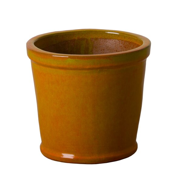 Ceramic Pot Planter by Emissary Home and Garden