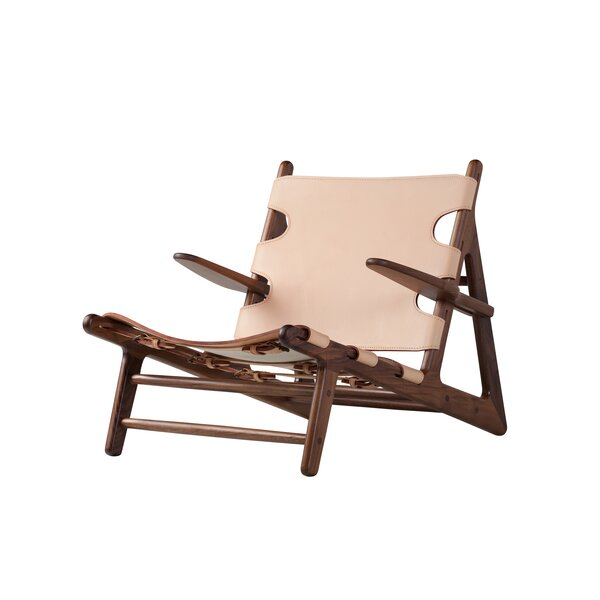 Jaiden Lounge Chair By Union Rustic