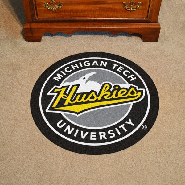 Michigan Tech University Doormat by FANMATS