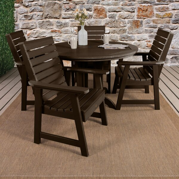 Trigg 5 Piece Dining Set by Darby Home Co