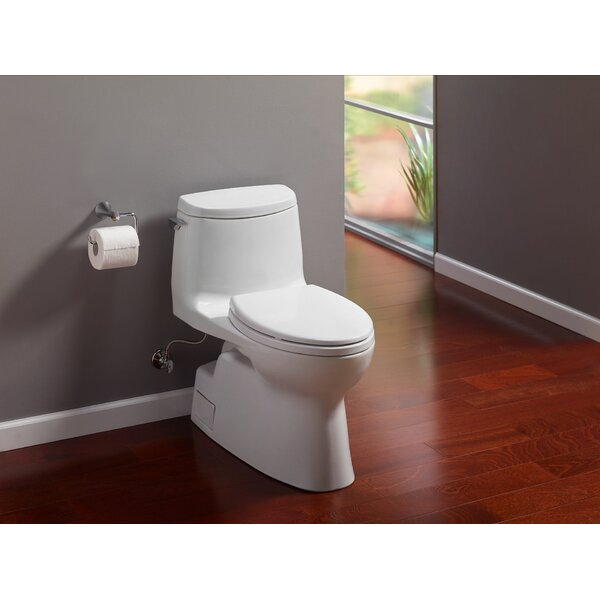 Carlyle II 1 GPF Elongated One-Piece Toilet by Toto