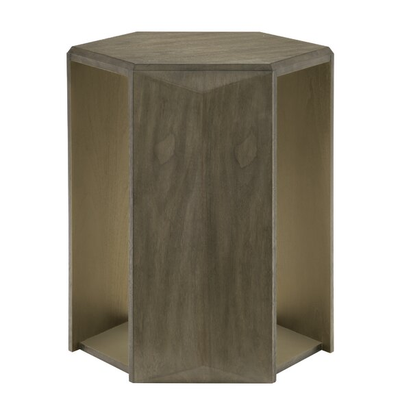 Profile End Table by Bernhardt