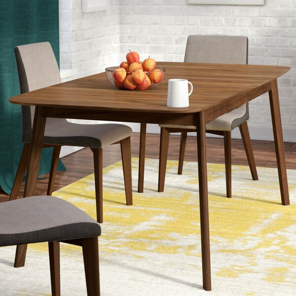 Bargain Alwyn Dining Table By Langley Street Comparison