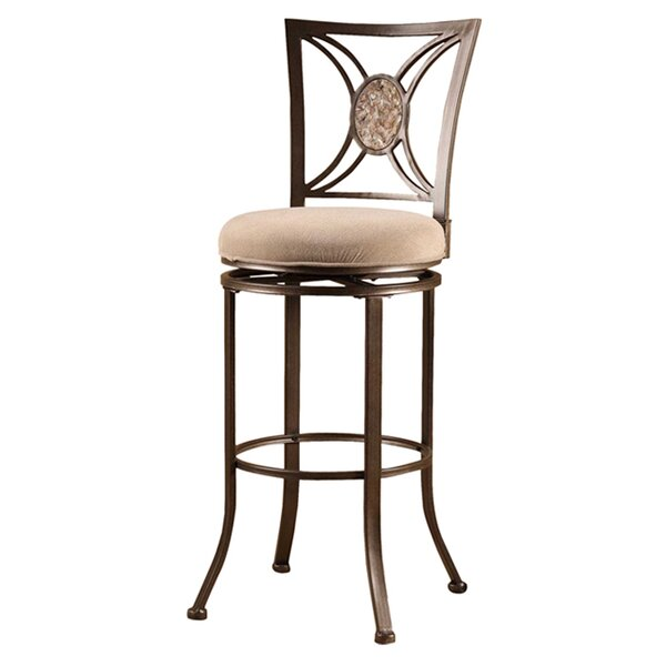 Rowan 30 Swivel Bar Stool by Hillsdale Furniture