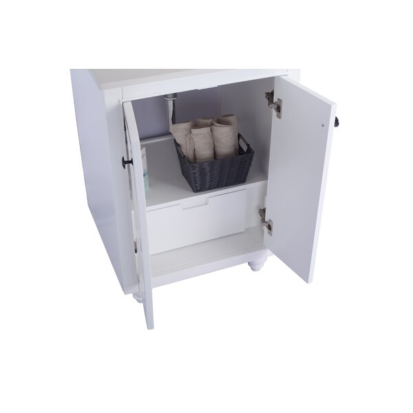 Mundy 24 Single Bathroom Vanity Set