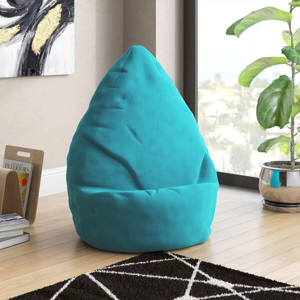 Standard Bean Bag Chair & Lounger By Ebern Designs