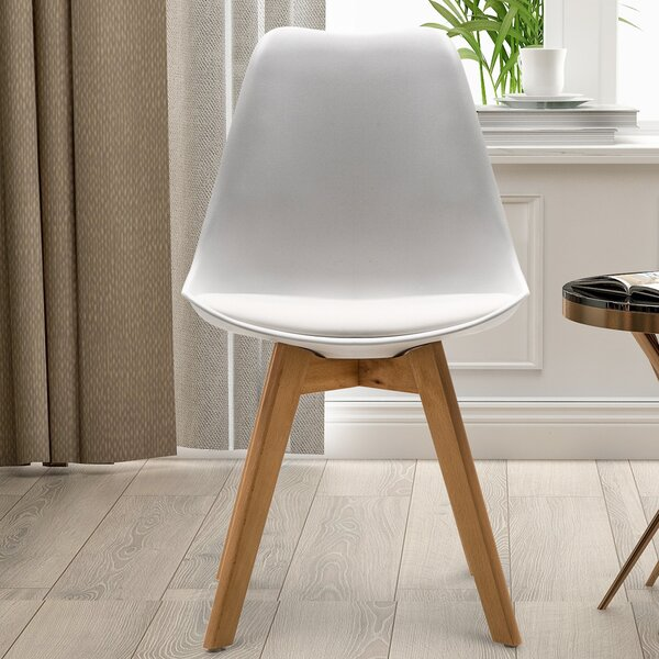 Henriques Upholstered Dining Chair (Set of 4) by George Oliver