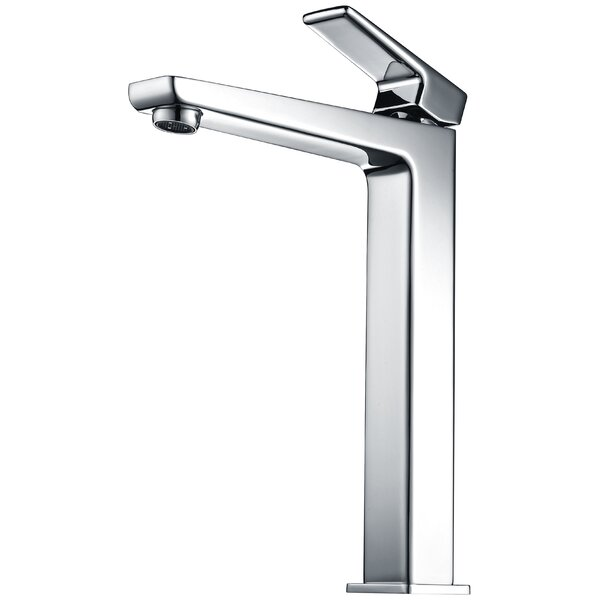 Valor Single Hole Bathroom Faucet with Drain Assembly by ANZZI