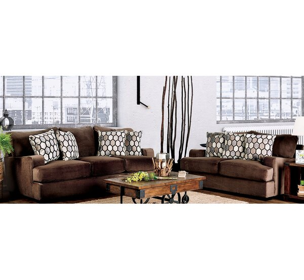 Barcomb 2 Piece Living Room Set by Brayden Studio