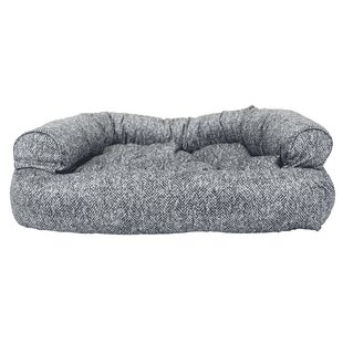 Show Dog Premium Overstuffed Bolster Bed