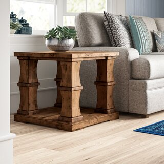 Arizona End Table by Beachcrest Home SKU:EB412813 Order