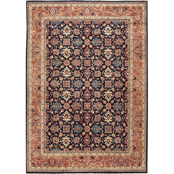One-of-a-Kind Aryana Handwoven Wool Brown Indoor Area Rug by Bokara Rug Co., Inc.