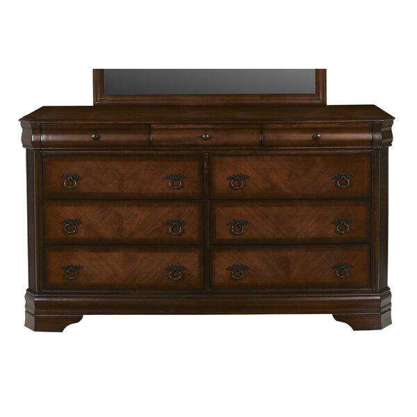 Sheridan 9 Drawer Dresser by New Classic