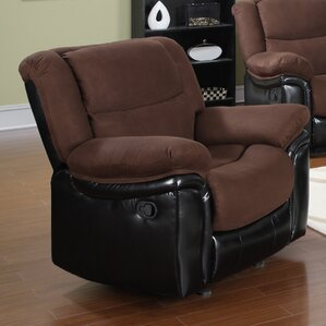 Warner Manual Rocker Recliner ..