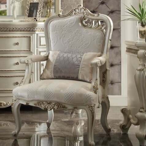 Berlinville Armchair by Astoria Grand