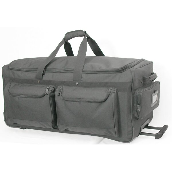 Deluxe 30 2 Wheeled Travel Duffel by Netpack