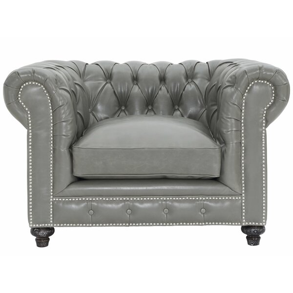 Cateline Chesterfield Chair by Willa Arlo Interiors
