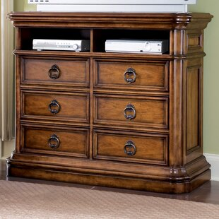 Jonesville 6 Drawer Media Chest Astoria Grand