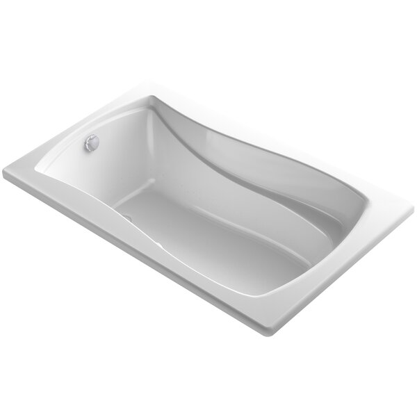 Mariposa 60 x 36 Air Bathtub by Kohler