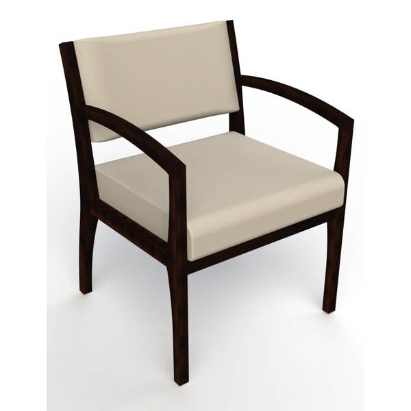 Itasca Wall Guard Back Leg Guest Chair by Kutzke Furniture