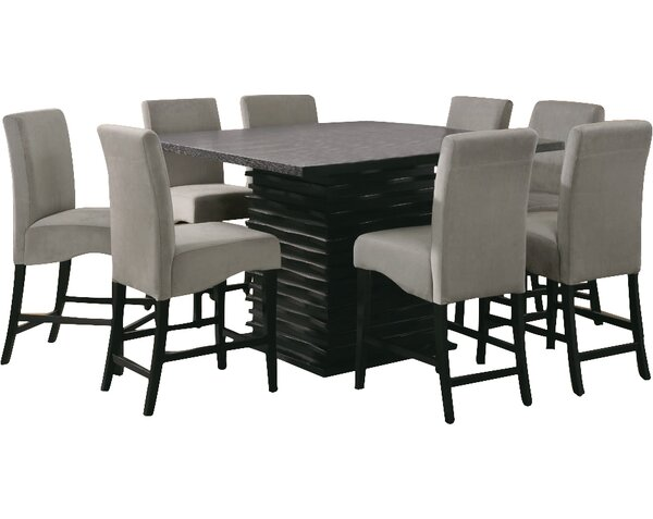 Modern Bob Counter Height Dining Table By Wade Logan Today Only Sale