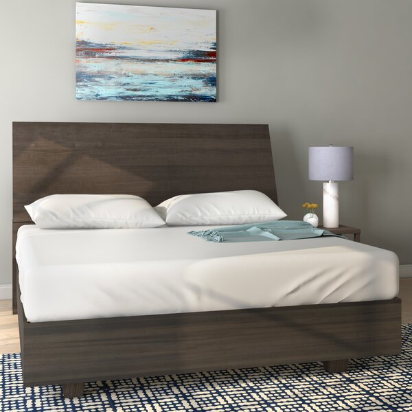 Cirencester Platform Bed by Wade Logan