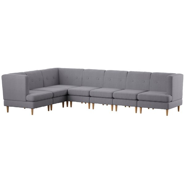 Lindbergh Modular Sectional by Mercury Row